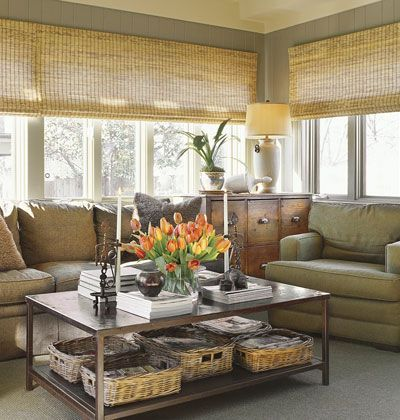 Bring The Outside In Remove Obstructions From Doorways And Windows The More Easily You Can See Into And Through A Room The Home Home Decor Home Living Room