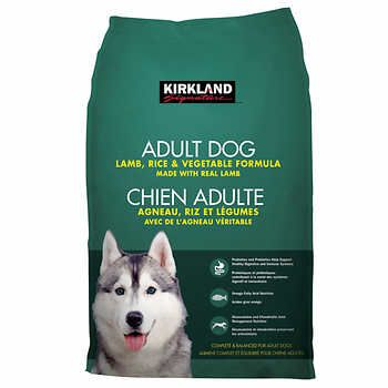 Review Of Costco Kirkland Brand And Pro Plan Savor Dog Food Dog