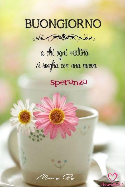 Картинка на итальянском языке хорошего дня и настроения