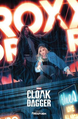 MARVEL'S CLOAK AND DAGGER Series Trailers, Clips, Featurettes, Images and Posters