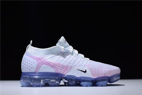 White Pink Womens Nike Air VaporMax | Sneakers fashion, Nike
