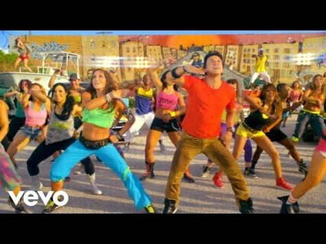 Here's a list of my favorite ten Latin Zumba songs (some featuring Beto Perez) to listen and dance to. They are sure to get you pumped and excited about dancing Zumba, I guarantee it!