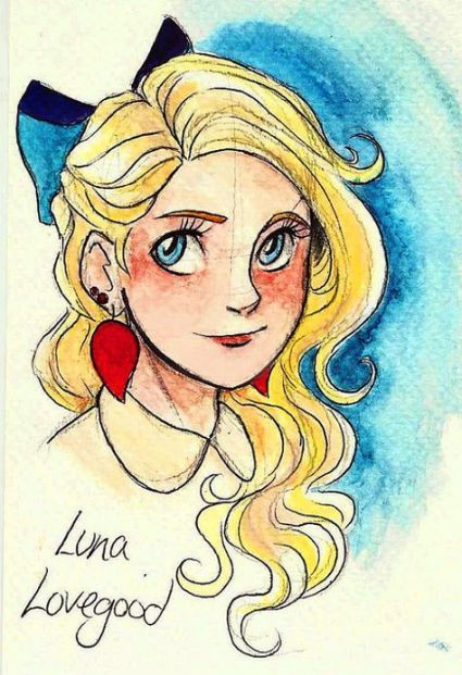 65 New Ideas For Drawing Harry Potter Art Luna Lovegood Harry Potter Art Harry Potter Anime Harry Potter Drawings