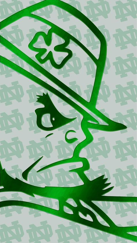 Notre Dame Wallpaper For Smartphones,  #americanfootballwallpaperiphone #Dame #Notre #Smartph...