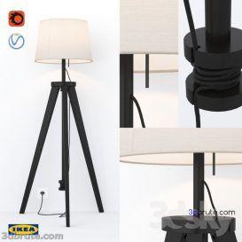 Ikea Lauters Corona Floor Lamp 197 Lamp Floor Lamp Flooring
