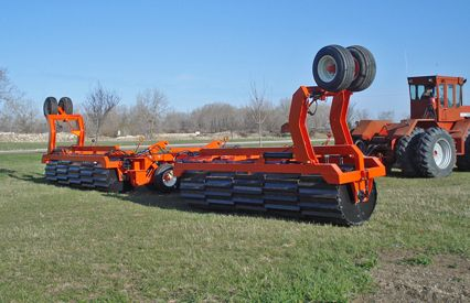 Rite Way Canada Canadian Farming Equipment Tractor Crop Roller Farm Equipment Roller Crimper