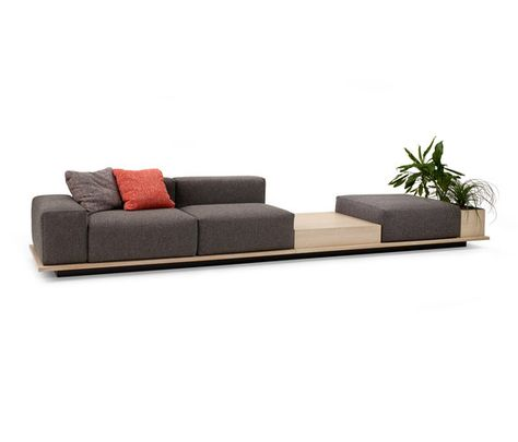 Minotti Hilton Sectional Sofa Modern Sectional Sofas | Muebles | Pinterest