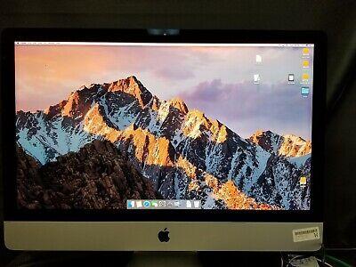 Ebay Sponsored Apple Imac Mk462ll A 27 Retina 5k Core I5 3 2ghz