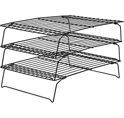 Wilton 2105 459 Excelle Elite 3 Tier Cooling Rack Amazon Ca Home