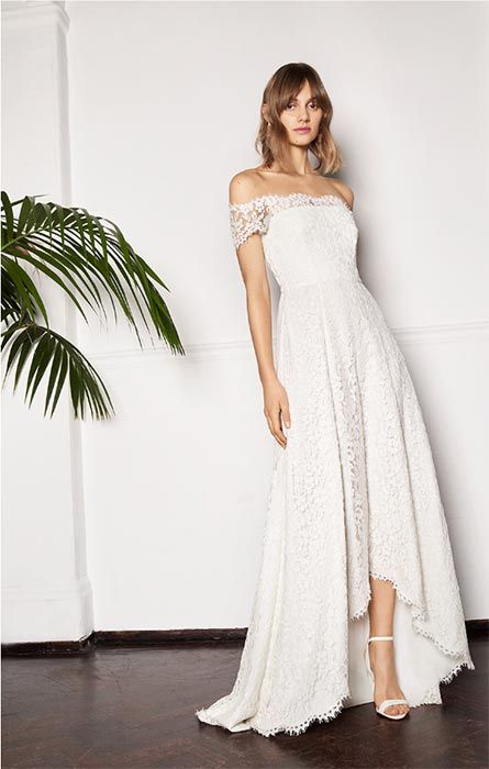 18 Of The Best High Street Wedding Dresses To Buy Now Vestido De Novia Para La Playa Vestido De Novia Clásico Vestido De Novia Baratos