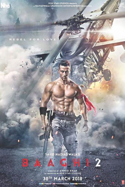 Tiger Shroff Hits It Big With Baaghi 2 The Daily Star Full Movies Download Streaming Movies Free Movies Online