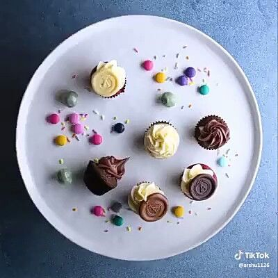 Food Presentation In 2020 Food Crafts Food Decoration Dessert Decoration