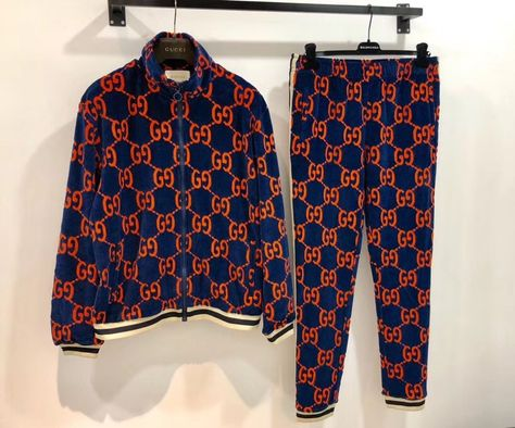 Replica Gucci GG chenille jacket with Jogging pant tracksuit 522958 size S-XL – Buy Good Items: Best Quality Replica HERMES, Louis Vuitton GUCCI Handbag, Watches, Sneakers,Accessories Supplier