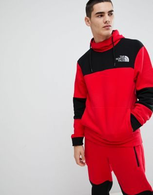 sale retailer f9f0b bf5b9 The North Face Himalayan Hoodie in Red in 2019 | Urban ...