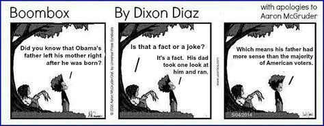 Boombox: Obama's Daddy