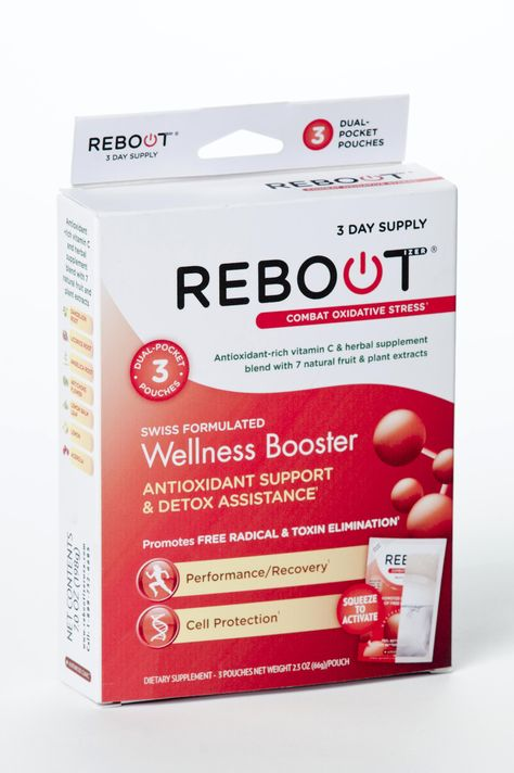 Powerful immune system booster #antiaging #recovery #detox
