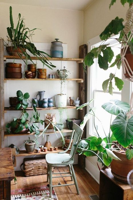 Find Out 10 Inspiring Indoor Garden Design Ideas For Small Apartment Dining Room Small Small Dining Room Furniture House Interior