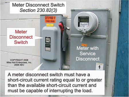 In Electrical Engineering A Disconnector Disconnect Switch Or Isolator Switch Is Used To Ensure That An Electrical Electricity Electrical Engineering Switch