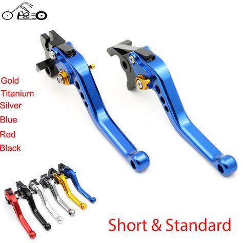 Short Clutch /& Brake Levers Set for Yamaha YZF R6 1999 2000 2001 2002 2003 2004