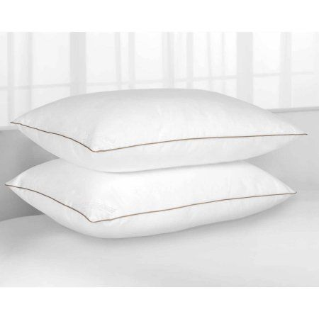 Free Shipping On Orders Over 35 Buy Beautyrest Dreamessence Pillow Set Of 2 At Walmart Com Pillows Pillow Set Memory Pillows