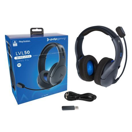 Pdp Performance Designed Products Pdp Ps4 Lvl50 Wireless