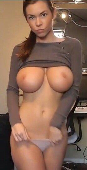 Katee owens tits bouncing naked