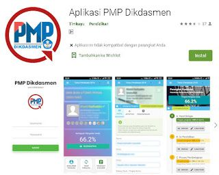 Aplikasi Pmp Android Playstore Pendidikan Jasmani Kepala Sekolah Aplikasi