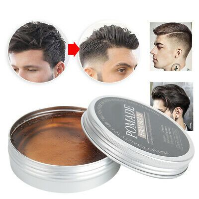 Men Hair Styling Wax Moisturizing Long Lasting Beauty Salon Hair Oil Hair Gel Hair Oil Hair Gel Hair Salon