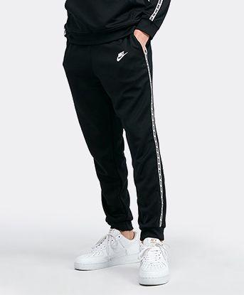 Satisfacer fuerte Elaborar  Junior Repeat Tape Poly Pant | Junior outfits, Pants, Black pants
