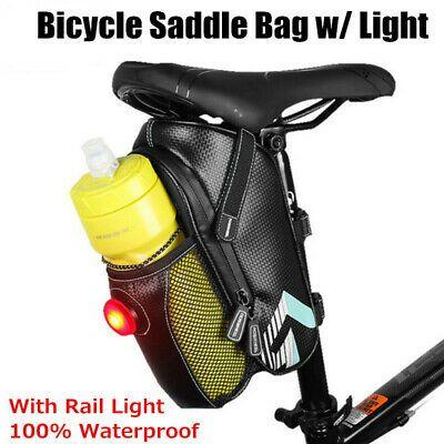 Details About Roswheel Bike Seat Bag Waterproof Bicycle Saddle
