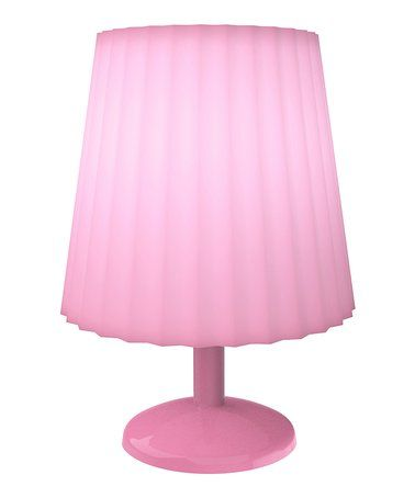 Look What I Found On Zulily Pink Touch Sensor Lamp Zulilyfinds