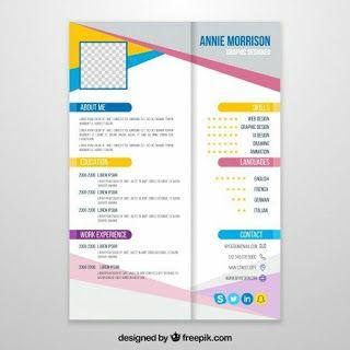 Cv Design Cv Design Creative Cv Template Resume Design Creative