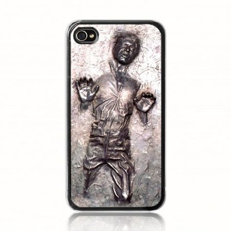 Star Wars Han Solo Carbonite  iPhone 4 4s or iPhone 5 case, Price $22.89. #accessories #case #hardcase #iphonecover #phonecase #skin #iphone4 #iphone4case #iphone4scase #iphone5 #iphone5case #movie #starwars #hansolo #dezignercase