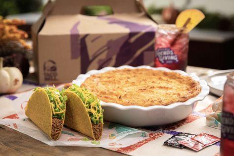 Taco Bell's New Shepherd's Pie Recipe Uses Its Crunchy Tacos