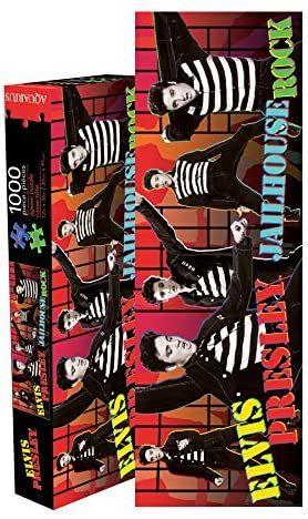 Elvis Presley One Sheets Collage Puzzle 1000 Pcs AQUARIUS