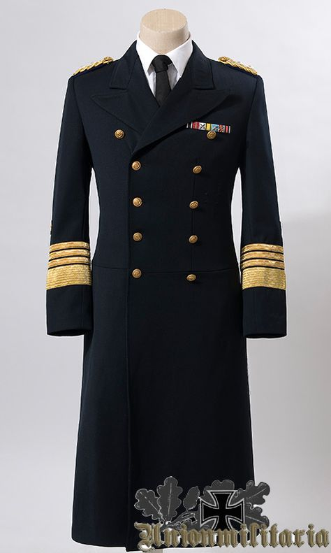 High Quality WW2 German Kriegsmarine( Navy) Frock Coat For Sale