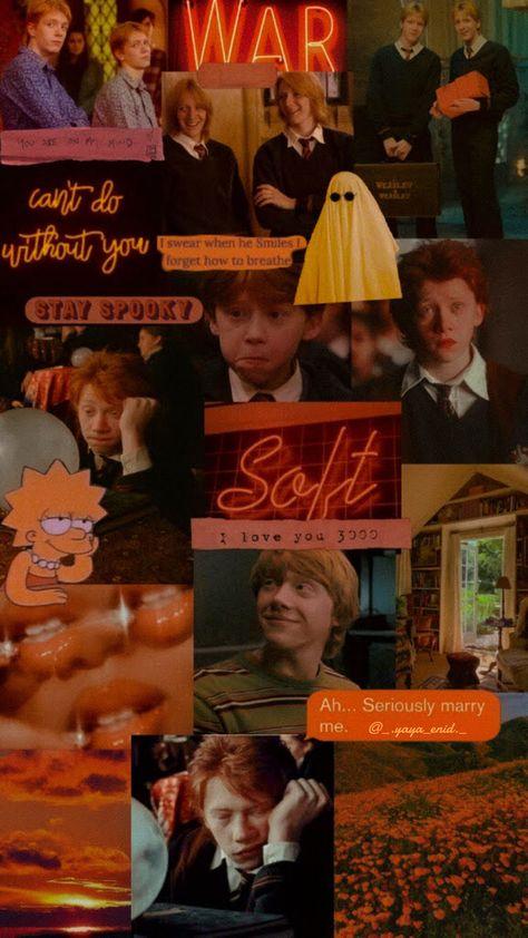 Weasley Brothers Wallpaper
