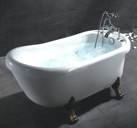Whisper Brand New Ariel Bt 062 Whirlpool Jetted Bath Tub Jacuzzi