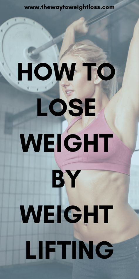 Weight lifting for weight loss is definitely something you need to add into your life to help you achieve your weight loss goals Lifting weights for women is not somethin. Weight Loss For Women, Weight Loss Goals, Fast Weight Loss, Weight Loss Program, Healthy Weight Loss, Weight Gain, Body Weight, Fat Women, Loose Weight