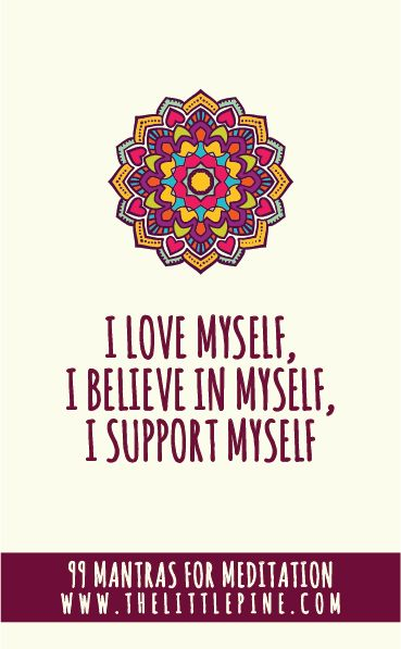 99 Mantra Examples For A Happier You Affirmation Examples