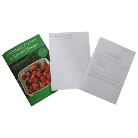 Allotment Planner - Inserts