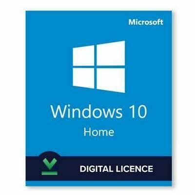 Ebay Link Ad Microsoft Windows 10 Home Key 32 64 Bit Home Activation Key In 2020 Microsoft Windows Windows 10 Microsoft