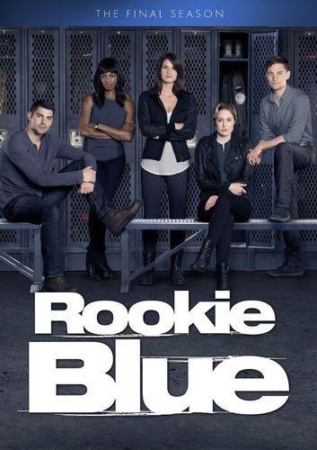 Best Buy Rookie Blue The Final Season 3 Discs Dvd Rookie Blue Blue Tv Show Movie Tv
