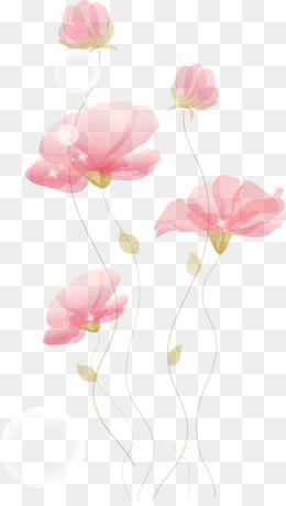 Hand Painted Flowers Unlimited Download Kisspng Com