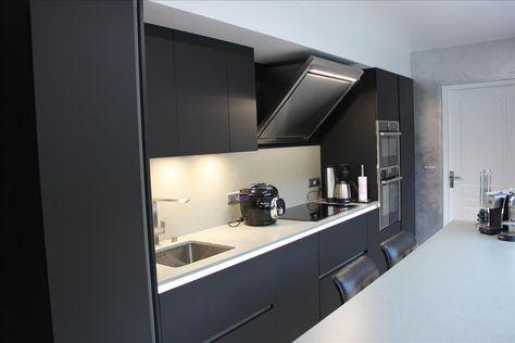 141 best CUISINE NAT images on Pinterest Kitchen contemporary - hotte aspirante sans evacuation exterieure