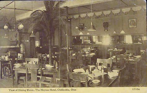 Chillicothe Haynes Hotel Dining Roo Chillicothe Photo Dining Roo