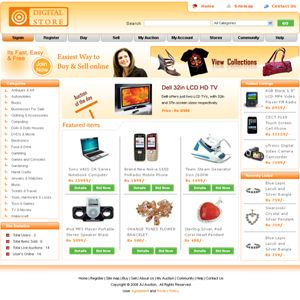 Auction Website Template Best Ever Software Aj Auction Pro With Fabulous Auction Site