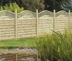 Image Result For How To Build A Lattice Fence Topper That Is Curved Garden Fence Panels Lattice Fence Lattice Trellis