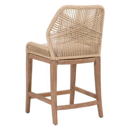 Orient Express Furniture Loom Counter, Orient Express Furniture Loom Counter Stool