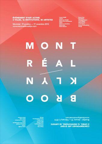 Montréal-Brooklyn : Balistique : Jean-Francois Proulx, DA + designer
